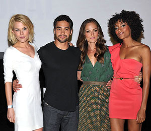 Ramon Rodriguez on 'Charlie's Angels': 'I Treat Them Like Sisters'