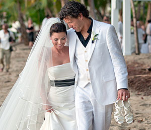 Photos! Shania Twain's Wedding