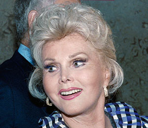 Doctors Try to Save Zsa Zsa Gabor's Leg