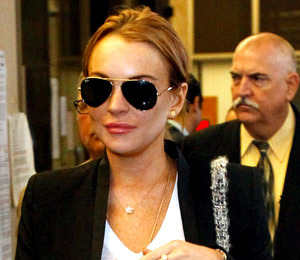 Extra Scoop: Lohan Peeps in Deal with Betty Ford Worker?