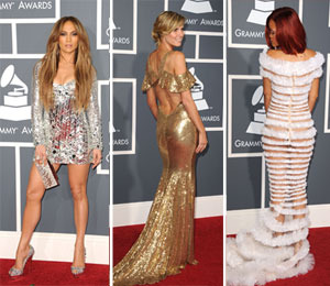 Vote! 10 Best-Dressed Starlets of the Grammys
