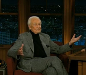 Bob Barker Talks to Craig Ferguson About Drinking, Sex, and Neck Flap