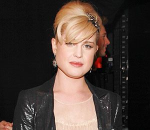 Kelly Osbourne Says It's 'Fun' Being the New Material Girl