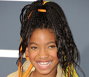 Willow Smith Co-Hosts with 'Oprah'
