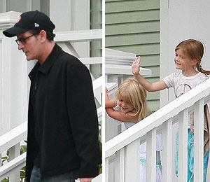 Extra Scoop: Charlie Sheen's Children: How They're Doing