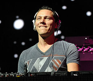 DJ Tiesto Takes Up Residency at Hard Rock Las Vegas