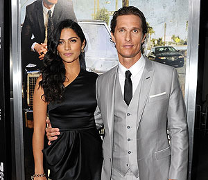 Matthew McConaughey and Ryan Phillippe Open Up to 'Extra'