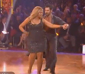 Kirstie Alley Kills It on 'Dancing'