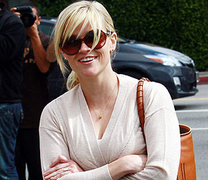 Reese Witherspoon Wedding on Saturday