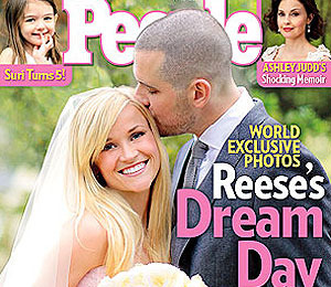 Extra Scoop: Reese Witherspoon's Wedding Photos!