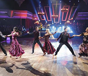 'DWTS' Says Goodbye to Another Star