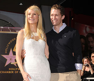 Gwyneth Paltrow's Late Night in London with Matthew Morrison
