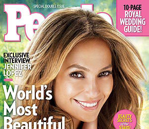 Extra Scoop: Jennifer Lopez Named Most Beautiful Woman in World
