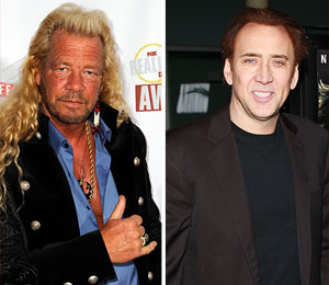 Dog the Bounty Hunter Bails Out Nic Cage