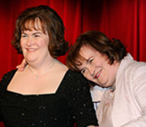 Extra Scoop: Susan Boyle Gets Waxed!