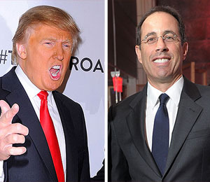 Trump vs. Seinfeld: What's the Deal with That?