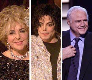 Extra Scoop: Liz Taylor, Michael Jackson and Marlon Brando Took Road Trip After…