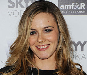 Alicia Silverstone Has a Baby Bear
