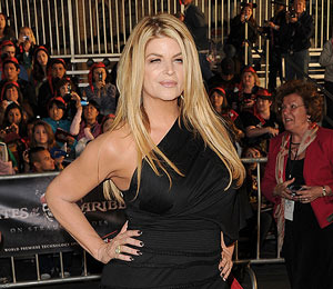Kirstie Alley Promises to Eat More for Finale of 'Dancing'