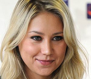Report: Anna Kournikova Joins 'Biggest Loser'