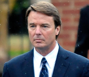 John Edwards May Face Criminal Charges