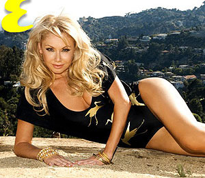 Kym Johnson's Hot Bikini Photos in Esquire
