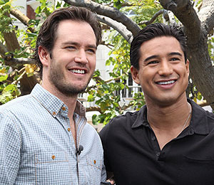 Zack and AC: A 'Saved by the Bell' Reunion at The Grove