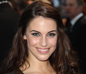 Video: '90210's' Jessica Lowndes Strips Down