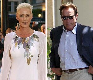 Brigitte Nielsen: 'Arnold Schwarzenegger Cheated with Me!'