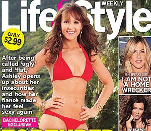 'Bachelorette' Ashley Loses 10 Pounds!