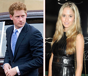 Extra Scoop: Prince Harry Dating Lingerie Model