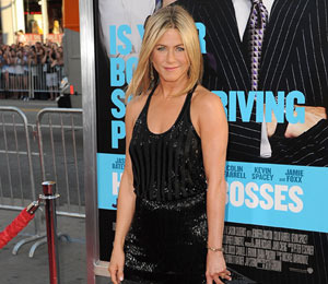 Jen Aniston at 'Horrible Bosses' Premiere: 'I'm Beyond Thrilled'