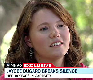 Jaycee Dugard Says Giving Birth Gave Her Hope