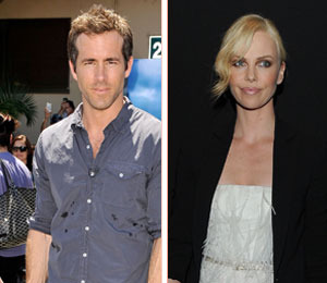 Extra Scoop: Ryan Reynolds Dating Charlize Theron
