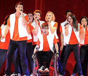'Gleemageddon': Lea, Cory, Chris All Leaving Next Year