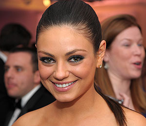 Extra Scoop: Will Mila Kunis Make Her Date with the Marine?