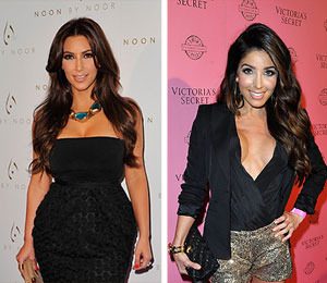 Kim Kardashian's $20M Old Navy Look-Alike Lawsuit
