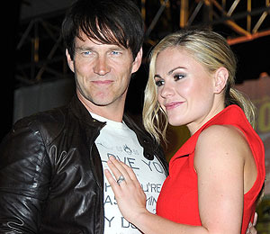 'True Blood' Tips: How Stephen Moyer Spies on Wife Anna Paquin