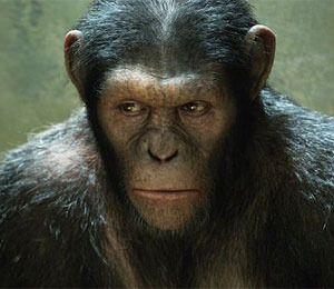 'Apes' and Body Switchin' at the Movies This Weekend