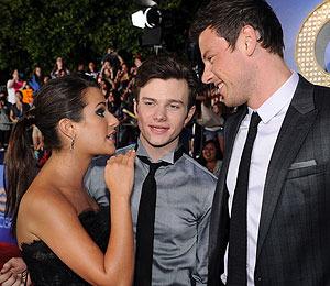'Glee' Stars Dish on Graduating Rumors
