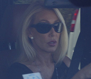 Russell Armstrong's Funeral Attended by 'Real Housewives'
