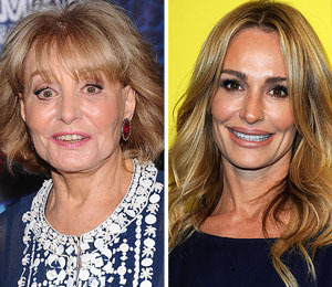 Report: Barbara Walters Snags First Interview with Taylor Armstrong