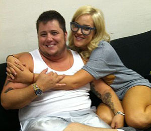Pic! Chaz Bono and 'DWTS' Lacey Schwimmer Chill