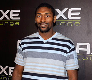 Ron Artest on 'Dancing' for Cancer Research