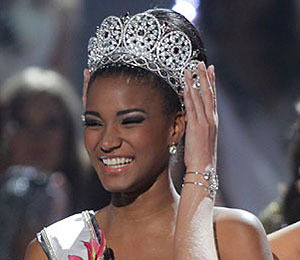 Leila Lopes of Angola is New Miss Universe