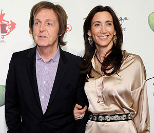 Extra Scoop: Paul McCartney to Wed This Weekend