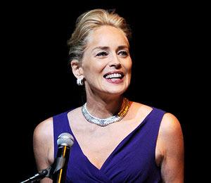 Sharon Stone: 'Elizabeth Taylor's Presence Missed' at Glamorama