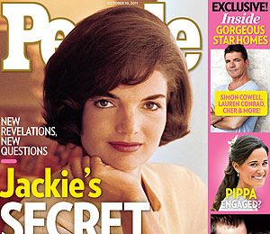 The Secret Life of Jackie Kennedy