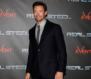 Jackman on 'Real Steel' Role: 'I Didn't Get My Head Knocked Off'