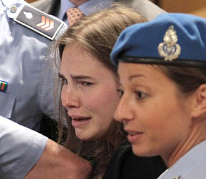 Amanda Knox Not Guilty, About to Make Millions?
